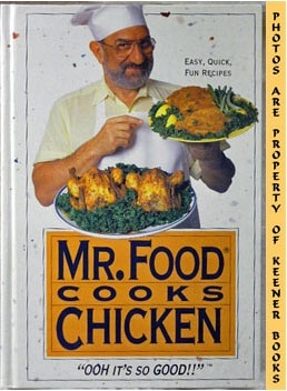 "Image for Mr. Food Cooks Chicken (Easy, Quick, Fun Recipes - ""Ooh It's So Good! !"")"
