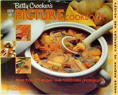 Image for Betty Crocker's Step By Step Picture Cookbook