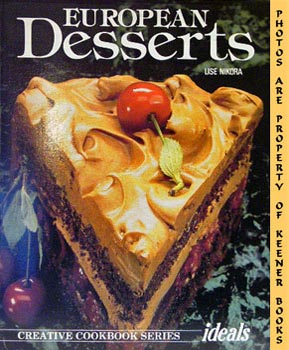 Image for European Desserts: Creative Cookbook Series