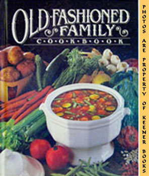 Image for Old-Fashioned Family Cookbook