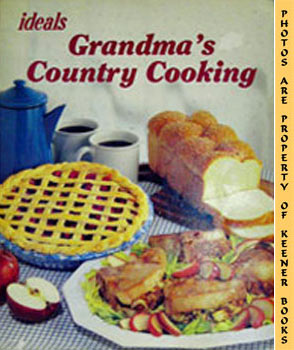 Image for Ideals Grandma's Country Cooking