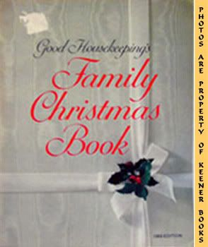 Image for Good Housekeeping's Family Christmas Book