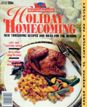 Image for Holiday Homecoming (New Timesaving Recipes And Ideas For The Season)