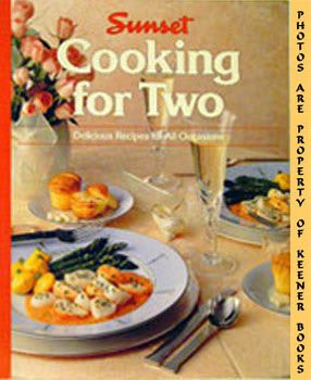 Image for Sunset Cooking For Two (Delicious Recipes For All Occasions)