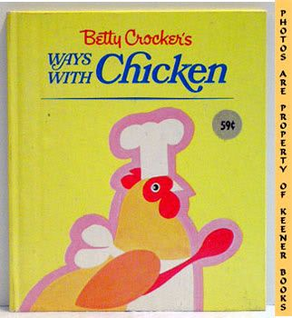 Image for Betty Crocker's Ways With Chicken