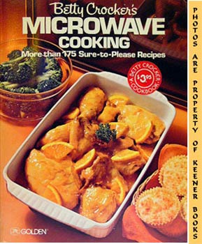 Image for Betty Crocker's Microwave Cooking (More Than 175 Sure - To - Please Recipes)