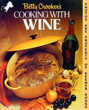 Image for Betty Crocker's Cooking With Wine