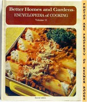 Image for Better Homes And Gardens Encyclopedia Of Cooking (LET to MEX)