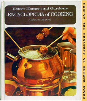 Image for Better Homes And Gardens Encyclopedia Of Cooking (ABA To BAN)