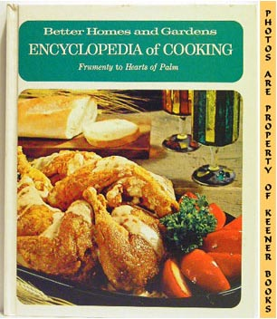 Image for Better Homes And Gardens Encyclopedia Of Cooking : Volume 8 (FRU to HEA)