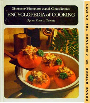 Image for Better Homes And Gardens Encyclopedia Of Cooking (SQU To TOM)