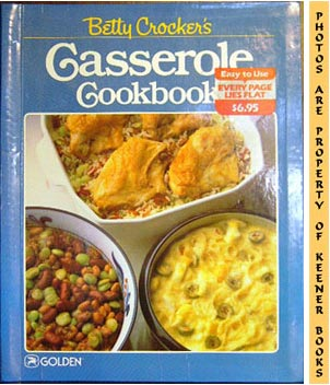 Image for Betty Crocker's Casserole Cookbook
