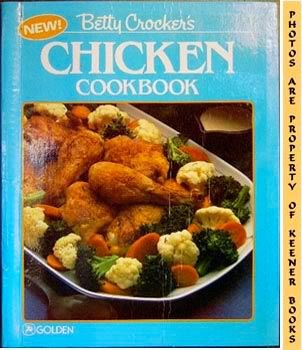 Image for Betty Crocker's New! Chicken Cookbook