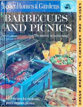 Image for Better Homes And Gardens Barbecues And Picnics (The Newest In Barbecuing!): Creative Cooking Library Series