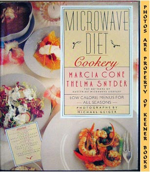 Image for Microwave Diet Cookery (Low Calorie Menus For All Season)