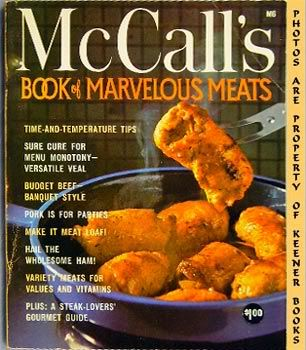 Image for McCall's Book Of Marvelous Meats, M6: McCall's Cookbook Collection Series