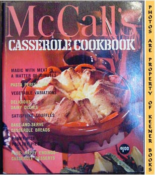 Image for McCall's Casserole Cookbook, M2: McCall's Cookbook Collection Series