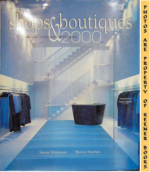 Image for Shops & Boutiques 2000 (Designer Stores And Brand Imagery)