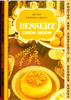 Image for Better Cooking Library - Dessert Cook Book