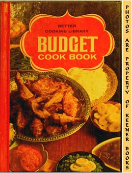Image for Better Cooking Library - Budget Cook Book