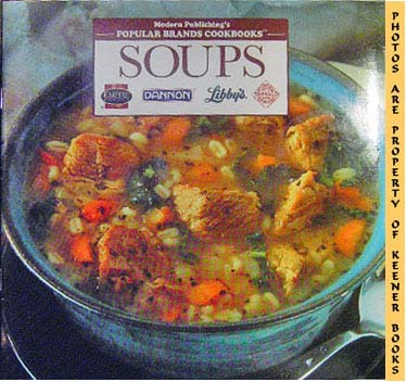 Image for Soups: Modern Publishing's Popular Brand Cookbook Series
