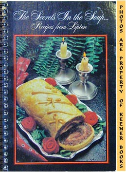 Image for The Secret's In The Soup - Recipes From Lipton