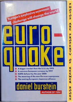 Image for Euroquake: Europe's Explosive Economic Challenge Will Change The World