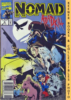 Image for Nomad Roadkill (Vol. 2 No. 2, June 1992)