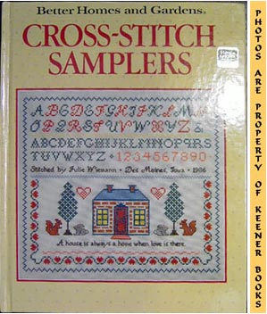 Image for Better Homes And Gardens Cross Stitch Samplers