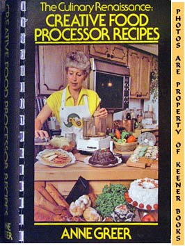 Image for The Culinary Renaissance (Creative Food Processor Recipes)