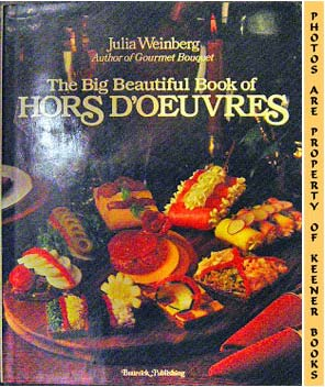 Image for The Big Beautiful Book Of Hors D'oeuvres