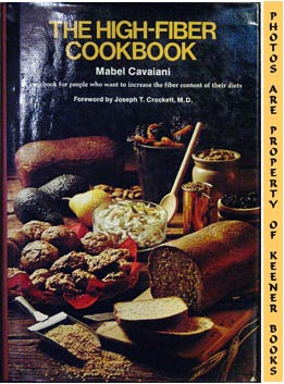 Image for The High-Fiber Cookbook