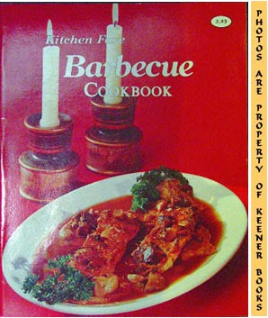Image for Kitchen Fare Barbecue Cookbook