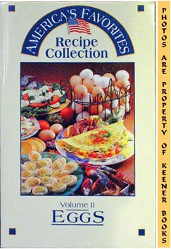 Image for America's Favorites Recipe Collection (Volume II -2- Eggs)