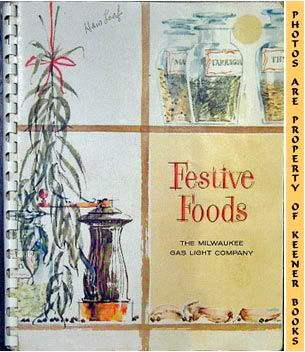 Image for Festive Foods - 1958 Book