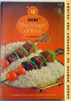 Image for Uncle Ben's The Magic Of Rice Cookbook