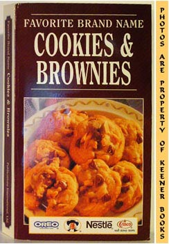 Image for Favorite Brand Name Cookies & Brownies