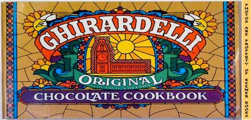 Image for Ghirardelli Original Chocolate Cookbook