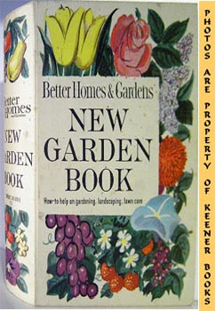 Image for Better Homes And Gardens New Garden Book (Five -5- Ring Binder - Revised Edition)