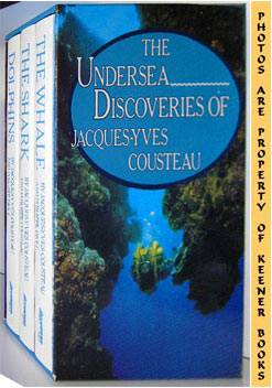 Image for The Underseas Discoveries Of Jacques-Yves Cousteau (Boxed Set of Three -3- Volumes)