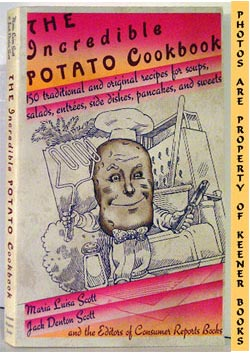 Image for The Incredible Potato Cookbook