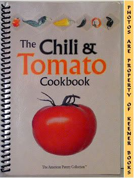 Image for The Chili And Tomato Cookbook