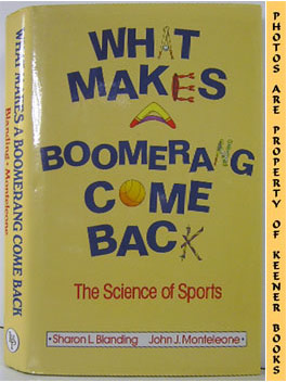 Image for What Makes A Boomerang Come Back (How Things In Sports Work)