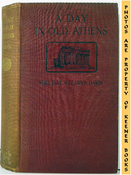 Image for A Day In Old Athens (A Picture Of Athenian Life)