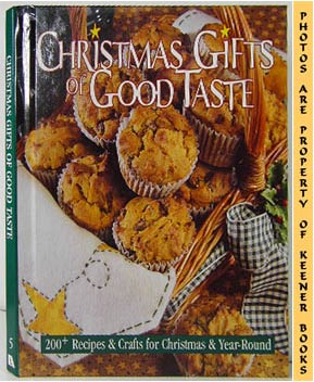 Image for Christmas Gifts Of Good Taste