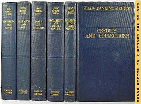 Image for The Shaw Banking Series : Complete Six -6- Volume Set