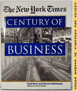Image for The New York Times Century Of Business
