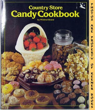 Image for Country Store Candy Cookbook