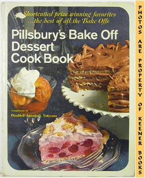 Image for Pillsbury's Bake Off Dessert Cook Book