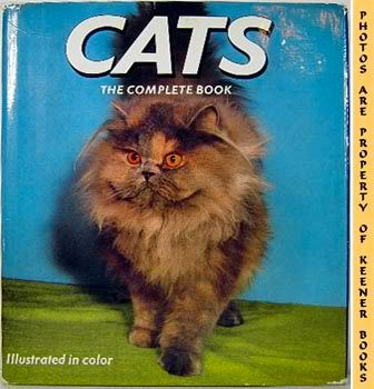 Image for Cats, The Complete Book